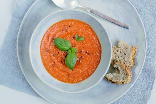 Rezept kalte tomaten peperoni suppe nzz bellevue