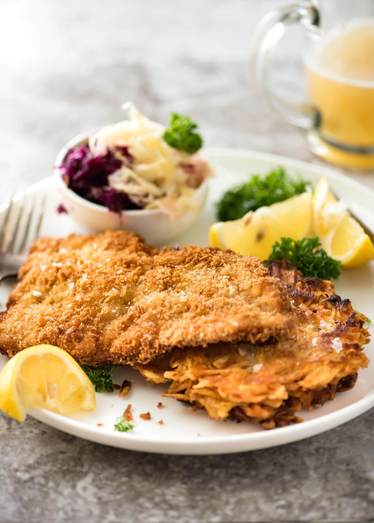 Schnitzel | RecipeTin Eats