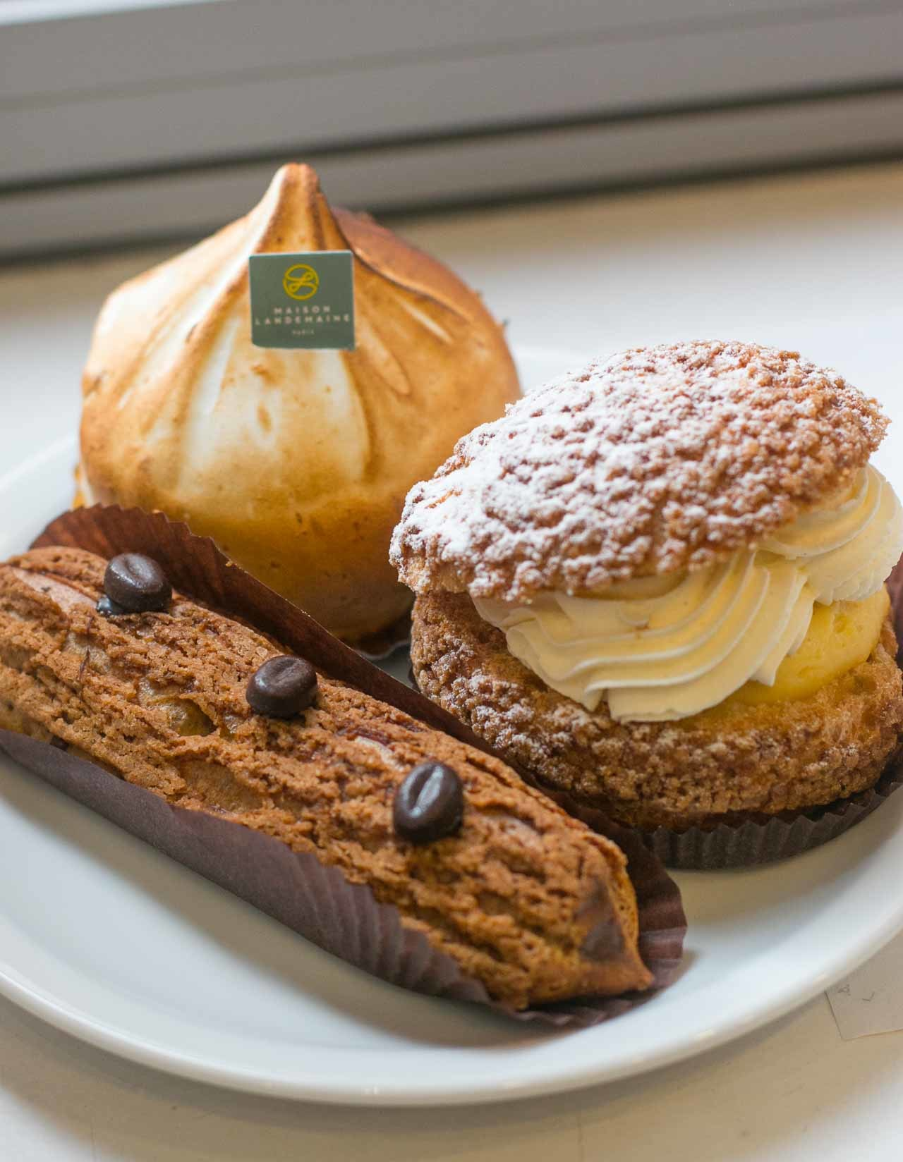 Maison Landemaine: French bakery in Paris