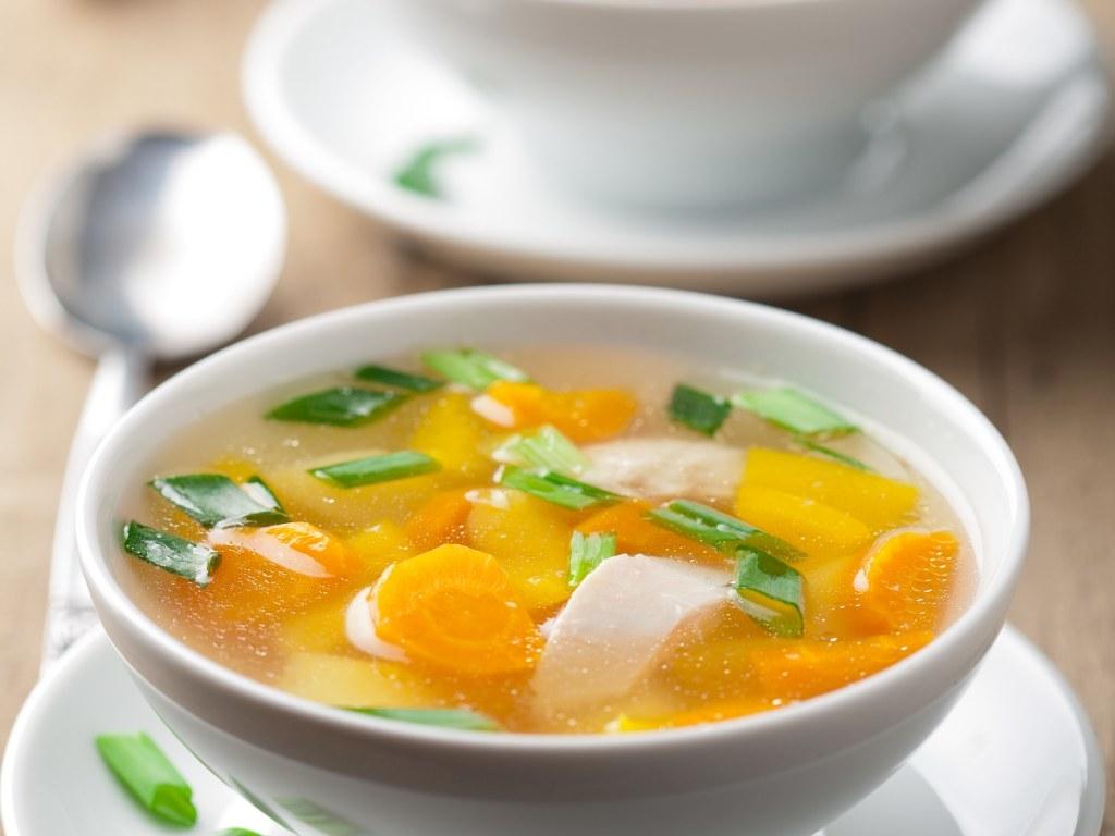 Soupe de Poulet (New York Style)