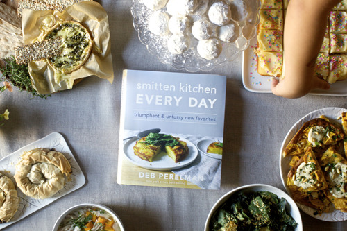 Smitten kitchen every day trailer book tour
