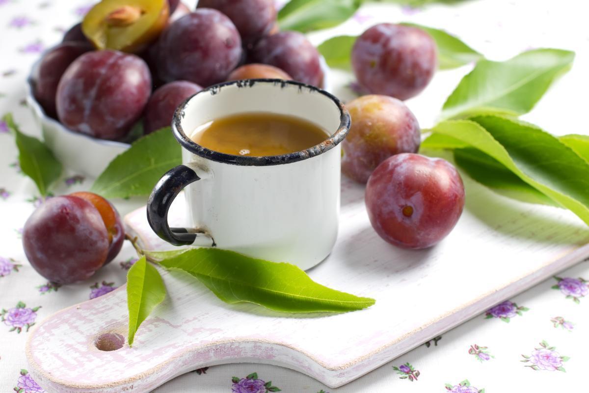 Rezepte: Zwetschgen-Joghurt | NZZ Bellevue