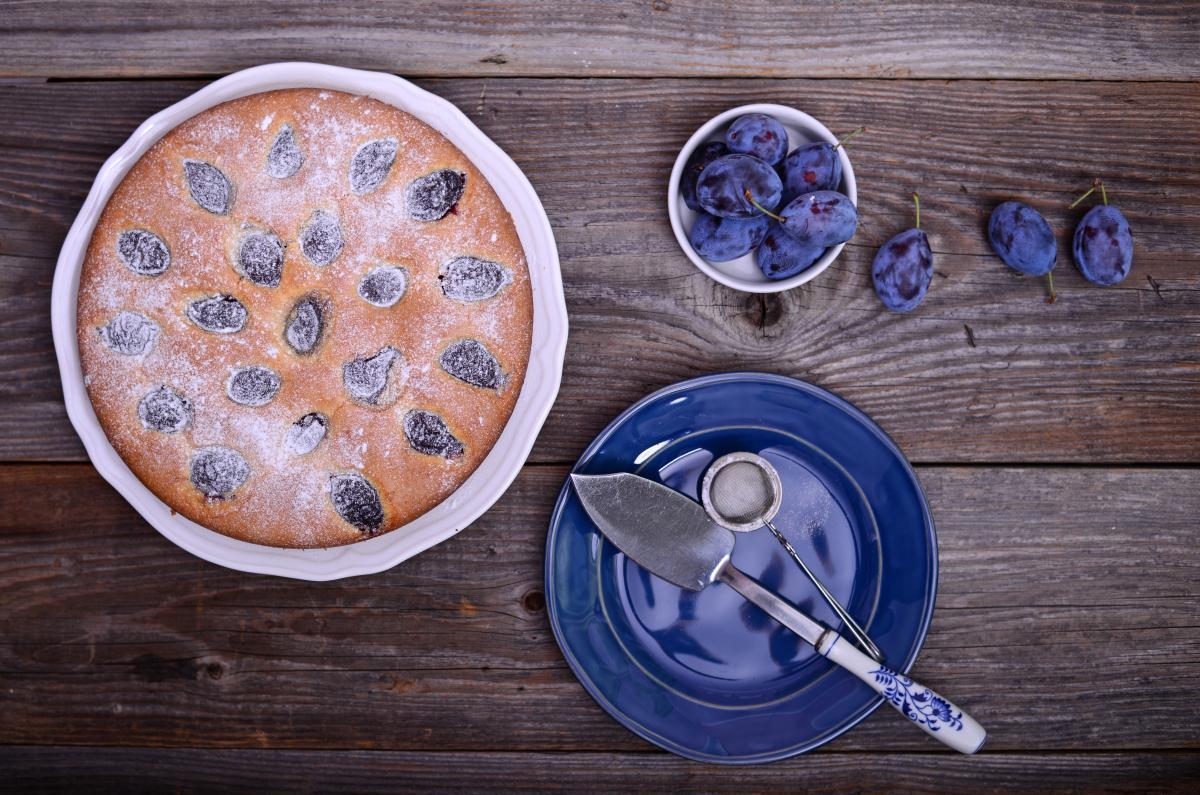 REZEPTE: Zwetschgen-Kuchen | NZZ Bellevue