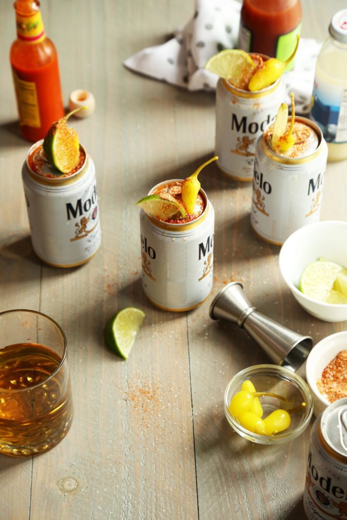 Brunch Cocktail In A Can: Micheladas | Joy the Baker