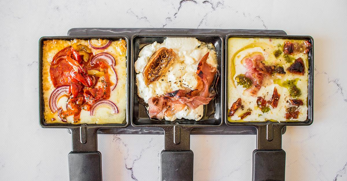 Summer raclette - Qblog