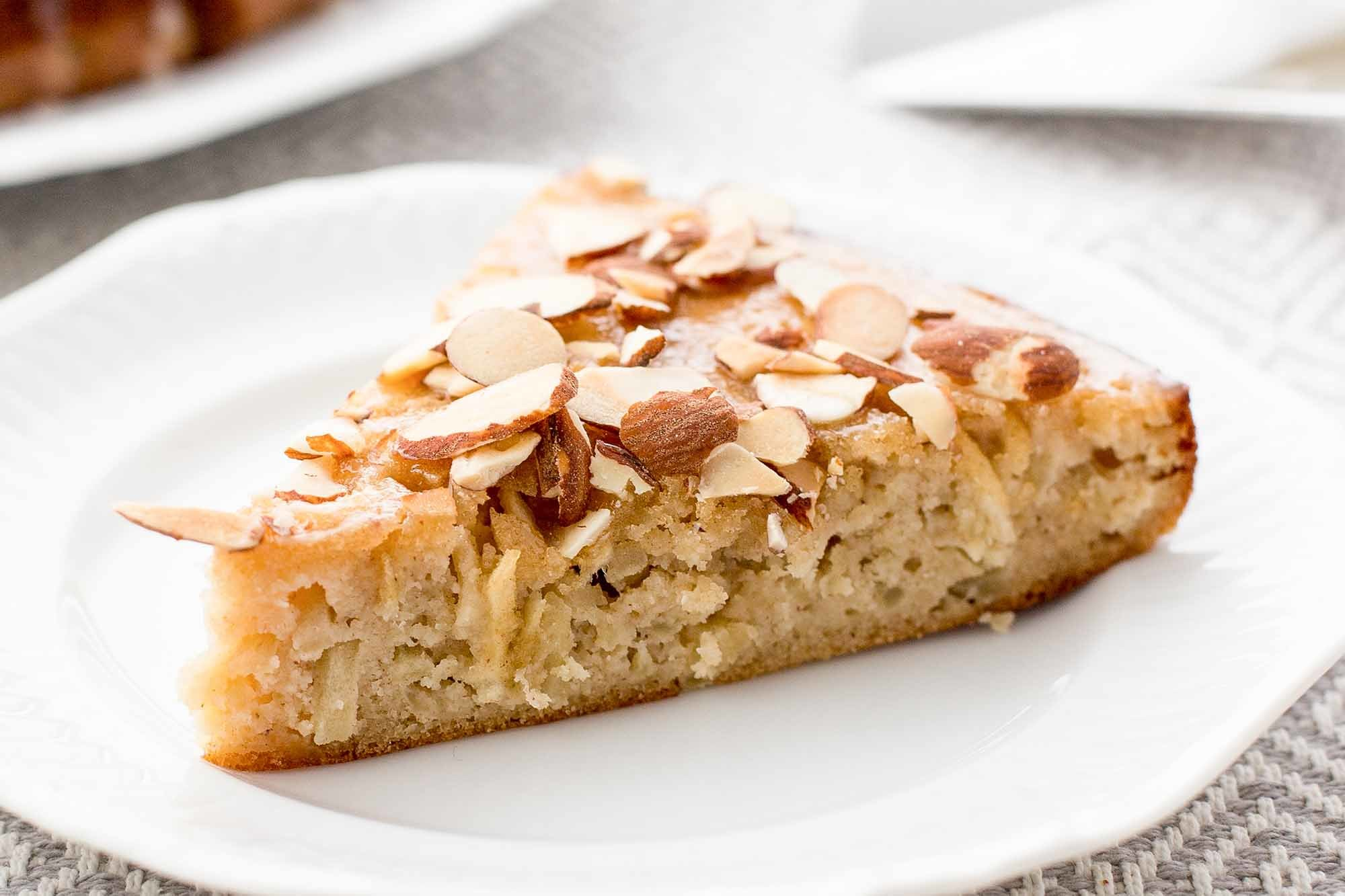Grain-Free Apple Honey Cake Recipe | SimplyRecipes.com