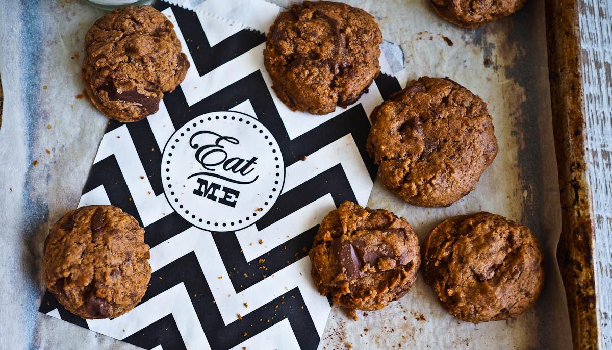 The Milo High Club-Super Chunky Milo Choc Chip Cookies!