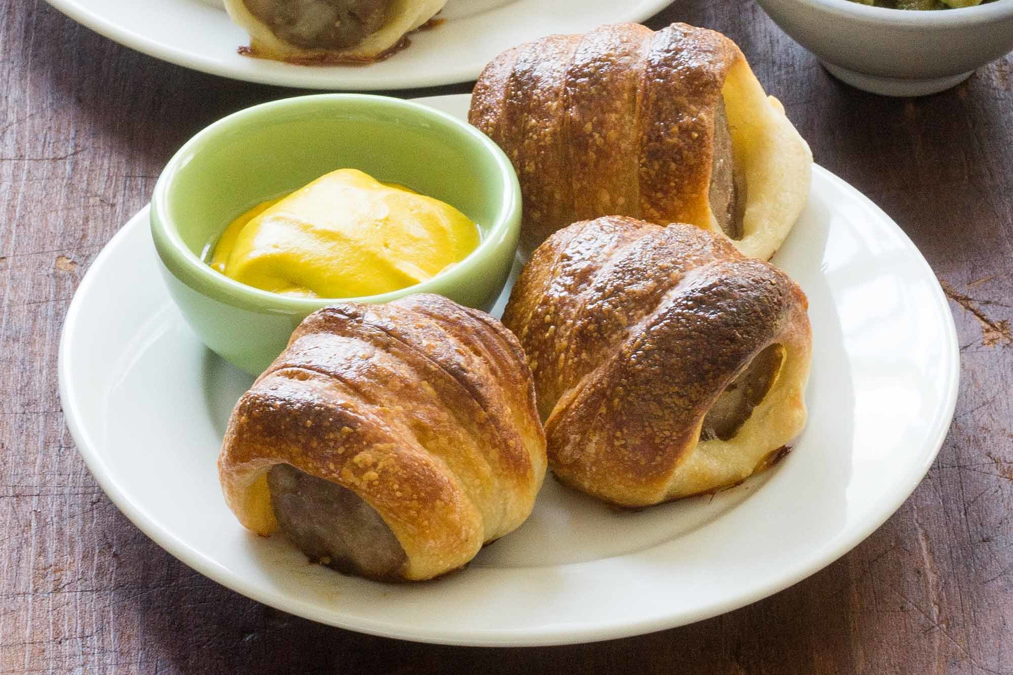 Sausage Rolls Recipe   SimplyRecipes.com
