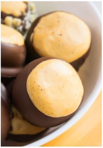 Easy buckeye recipe peanut butter balls