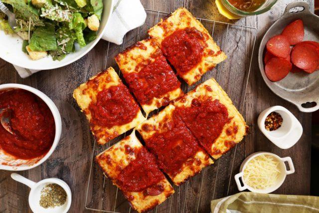 Zingerman's Detroit-Style Pizza | Joy the Baker