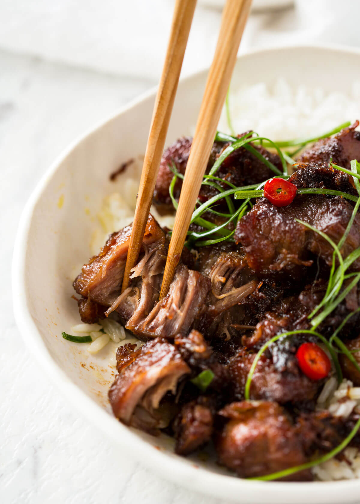 Vietnamese Caramel Pork | RecipeTin Eats