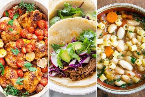 Meal plan for october week 2 simplyrecipes.com
