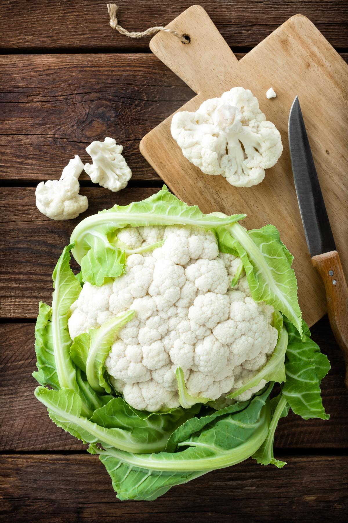 Rezepte: Blumenkohl mit Kartoffeln | NZZ Bellevue