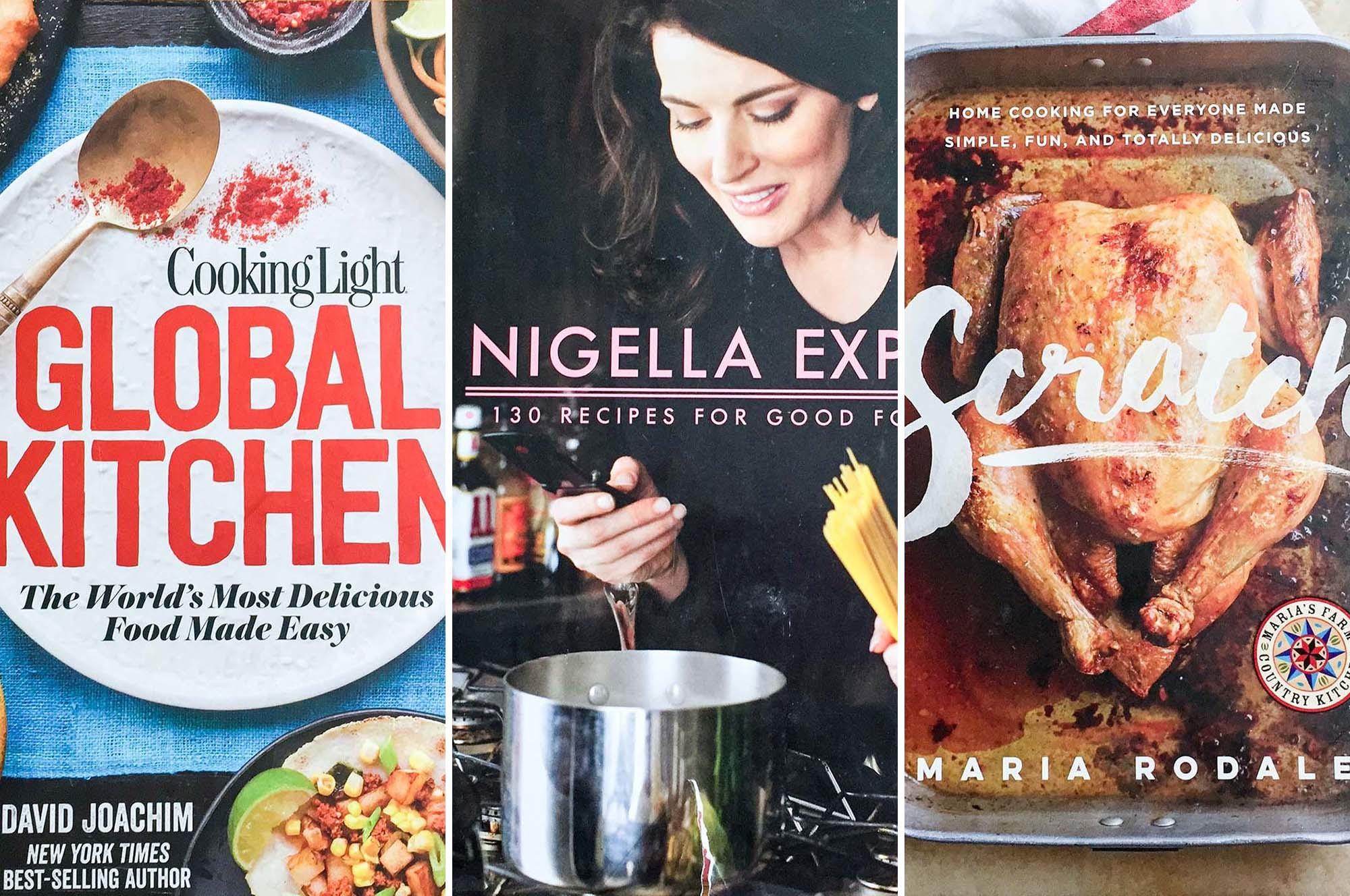 5 Cookbooks for People Who Always Need More Ideas for Dinner | SimplyRecipes.com