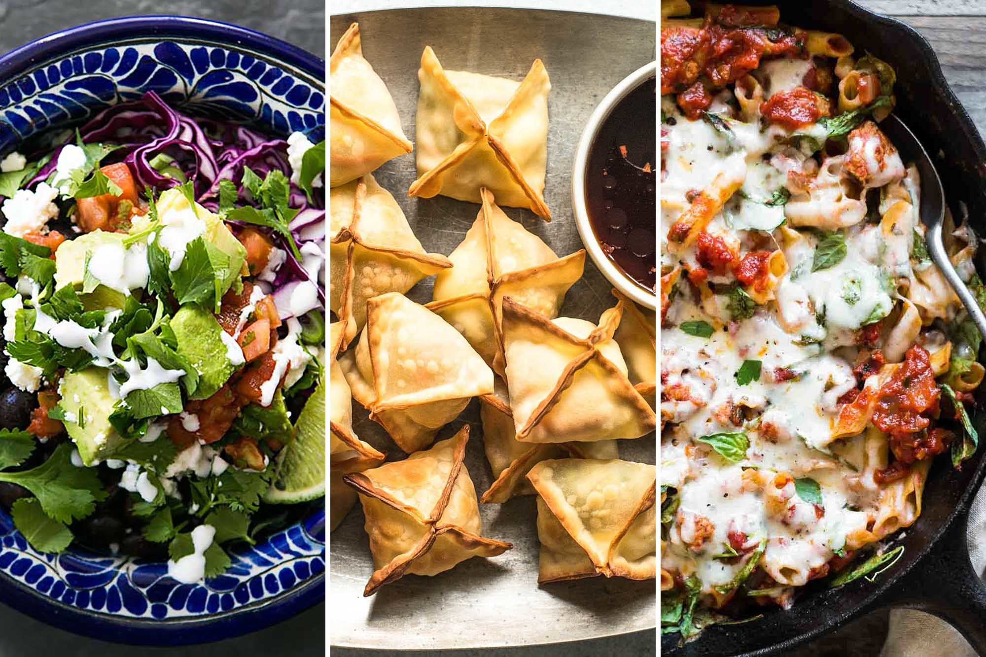 Meal Plan for October Week 3 | SimplyRecipes.com