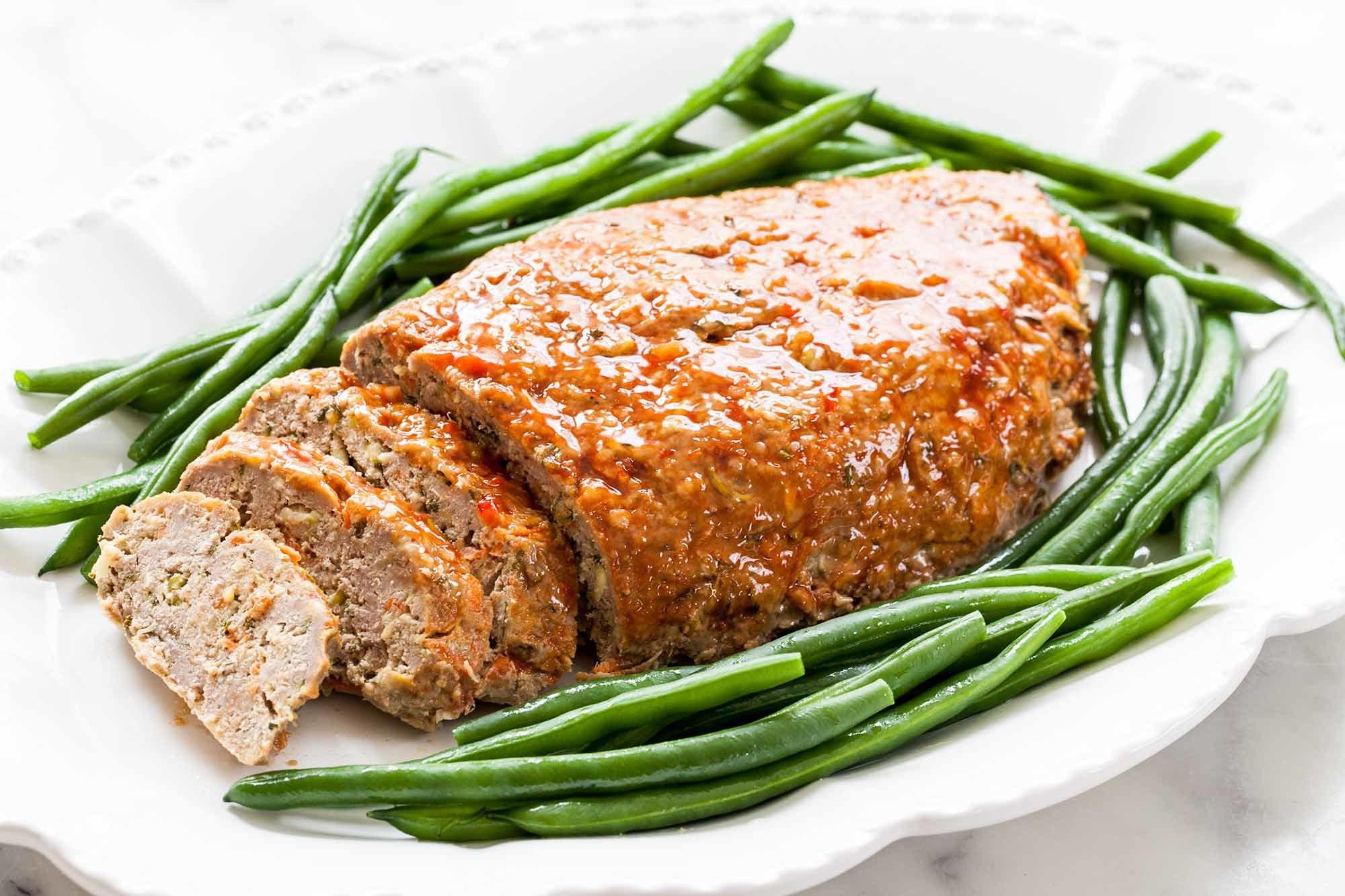 Turkey Meatloaf Recipe | SimplyRecipes.com