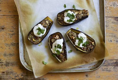 Rezept gefullte auberginen nzz bellevue